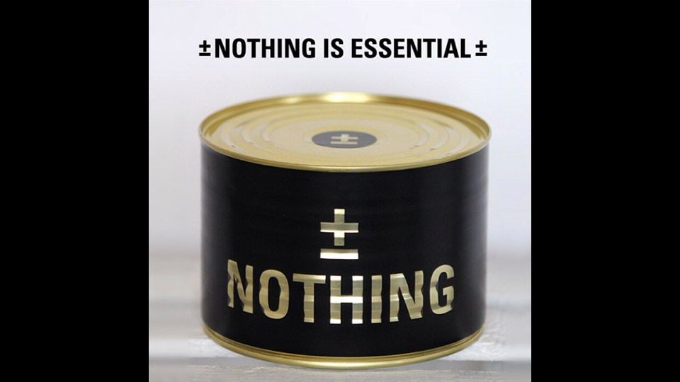 ±Nothing is Essential±